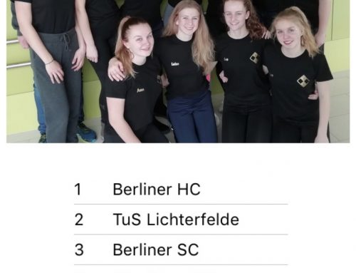 Ostdeutsche Meisterschaft der wjB