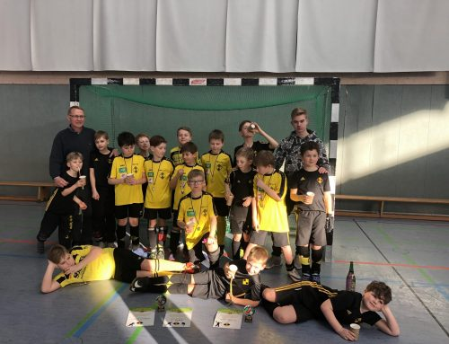 Youngsters Cup der Knaben C