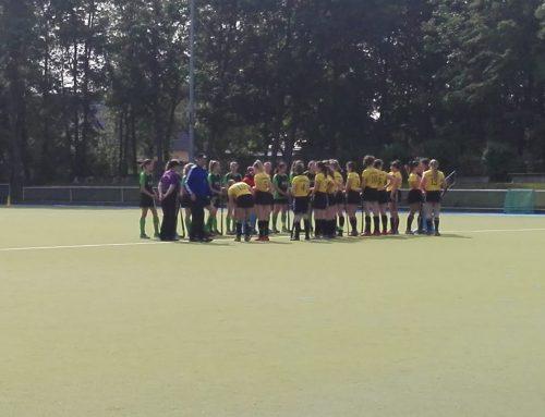 Weibliche Jugend B trifft auf SV Tresenwald