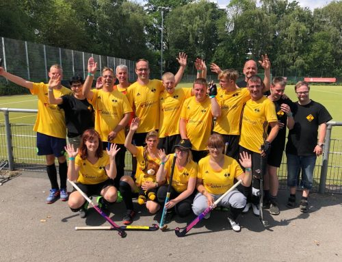 DM im Specialhockey – unser Team war dabei