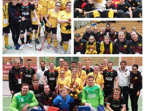 Höhepunkt für das Specialhockeyteam