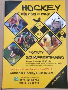 Hockey Schnuppertraining