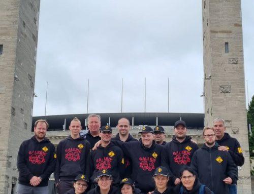 Specialhockeyteam in Berlin